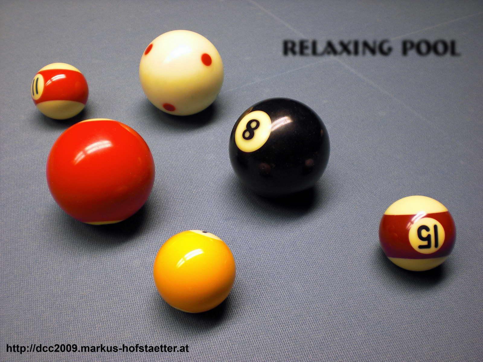 Relaxing Pool 6