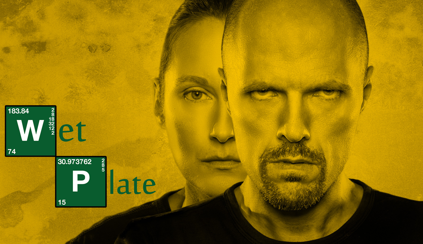 Breaking Bad - Wet Plate